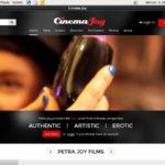 Cinemajoy.com Password Premium