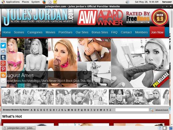 Jordan Jules Discount Links