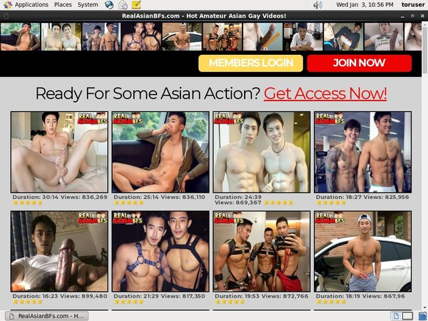Real Asian BFs Premium Login