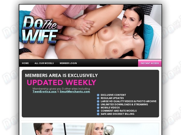 Dothewife.com Gratis