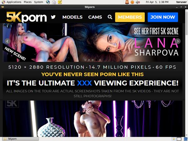 5K Porn Accounts Working
