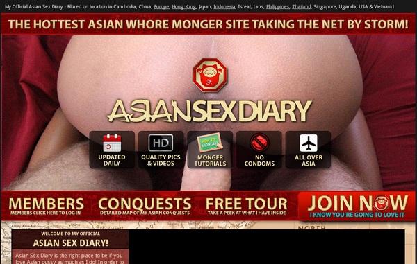 Asian Sex Diary Coupon Deal