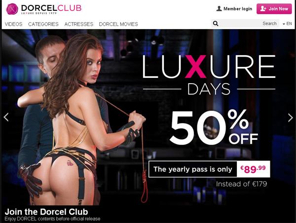 Dorcel Club Vxsbill Page