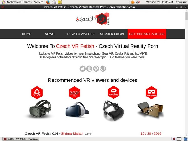 Fetish VR Czech Epoch