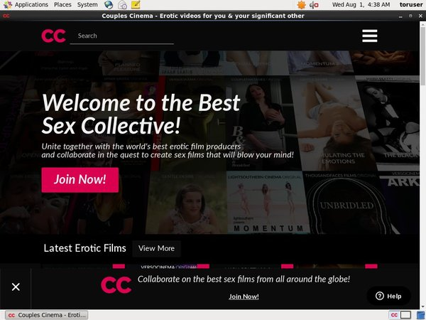 Get Couples Cinema Free Trial