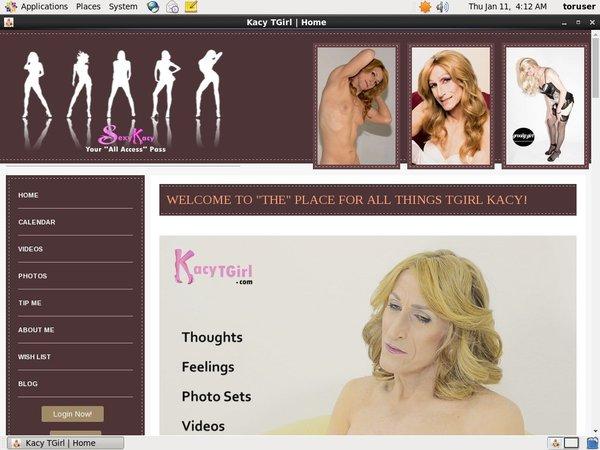 Kacytgirl.com Gallery