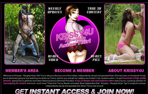 Krissy 4 U Nude Pictures