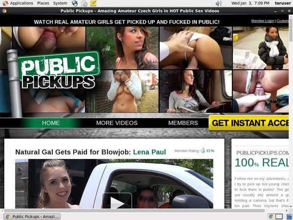 Publicpickups.com Deal