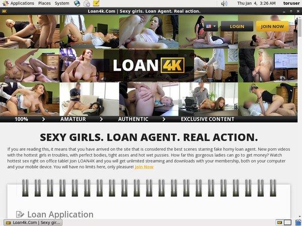 Register 4k Loan