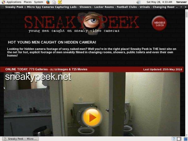 Sneaky Peek Deals