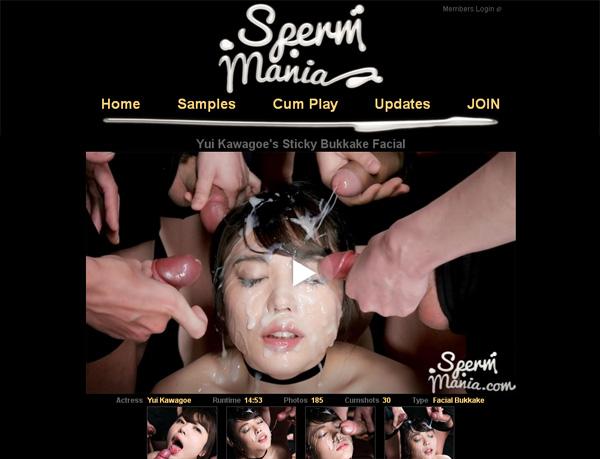 Sperm Mania Blog